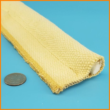 Tadpole Tape Gasket Seal Aramid Fiber with Rope or Metal Mesh Core High Temperature